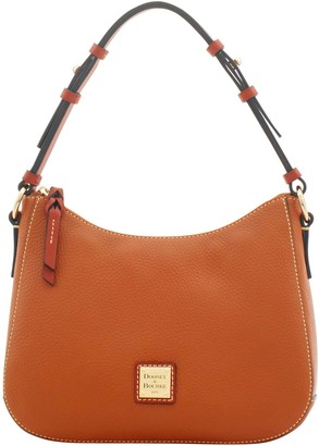 Dooney & Bourke Pebble Grain Small Kiley Hobo