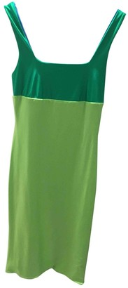 Fausto Puglisi Green Dress for Women