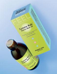A Pea in the Pod Tummy Rub Stretch Mark Oil By Mama Mio