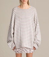AllSaints Casso Crew Sweater