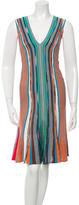 Missoni Striped Shift Dress