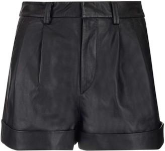 Etoile Isabel Marant Pleated Mini Shorts