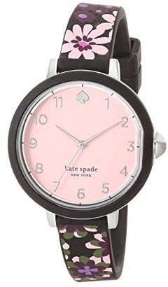 Kate Spade Park Row Watch - KSW1615 (Black) Watches