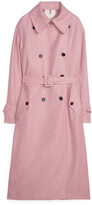 Thumbnail for your product : Arket Linen Blend Trench Coat