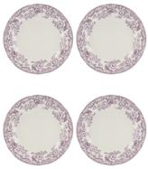 Spode Delamere Bouquet Salad Plates (Set of 4)