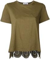 Muveil classic T-shirt - women - Cotton - 36