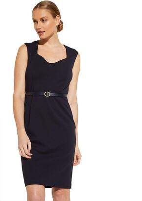 Comma Women's 81.003.82.5498 Dress