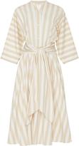 Tome Striped Cotton Dress