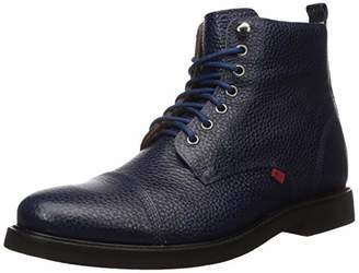 Marc Joseph New York Men's Genuine Leather Luxury Laceup Lug Boot