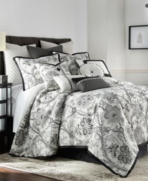 Rose Tree Valencia 4 pc queen comforter set Bedding