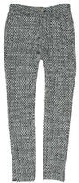 Chanel Tweed Metallic-Accented Pants