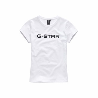 G Star G-Star girl TEE SHIRT SLIM SHORT SLEEVES