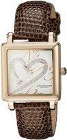 Stuhrling Original Women's Classique 'Courtly' Diamond Swiss Watch 253.1145K2