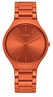 Rado True Thinline Watch, 39mm