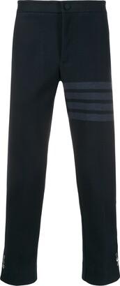 Thom Browne 4-Bar slim-fit trousers
