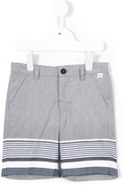 Il Gufo striped shorts - kids - Cotton/Linen/Flax - 3 yrs