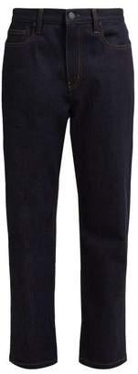 Joseph Kemp Straight Leg Jeans - Womens - Dark Blue