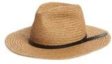 BP Women's Straw Panama Hat - Beige