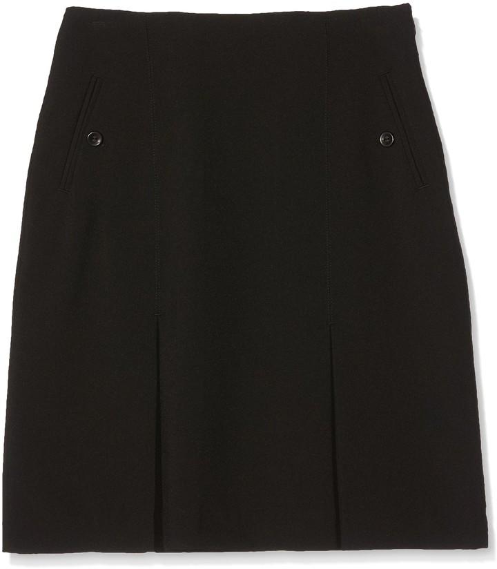 Trutex Girl's Sn2 2 Pleat Skirt