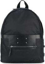 Maison Margiela classic backpack - men - Leather/Nylon - One Size