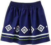 Gymboree Embroidered Geo Skirt