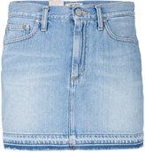 Carhartt Paige denim skirt - women - Cotton/Polyester - 26