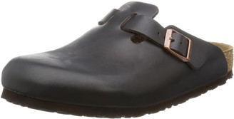 Birkenstock BOSTON SFB Smooth leather Unisex Adults' Clogs