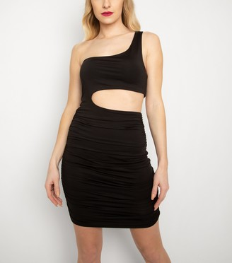 New Look New Age Rebel Cut Out Dress