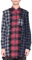 Circus Hotel Wool Checked Shirt