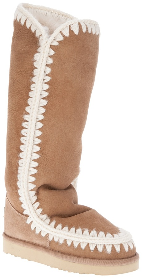 Mou Mid length 'Eskimo' boot