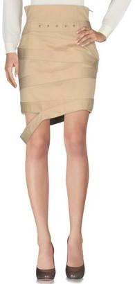 Monse Knee length skirt