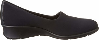 Ecco Footwear Womens Felicia Stretch Flat