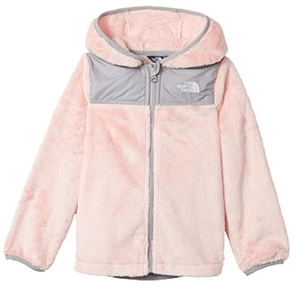 The North Face Kids Oso Hoodie (Toddler) (Pink Salt) Kid's Coat