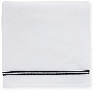 Sferra Aura Hand Towel - White/Black