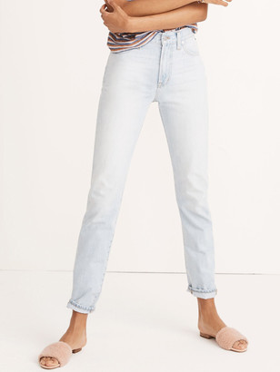 Madewell Perfect Summer High Rise Jean