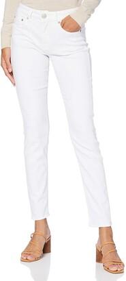 Herrlicher Women's Super G Slim Drill Stretch Trouser