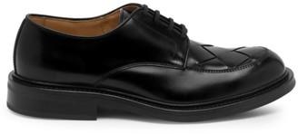 Bottega Veneta Intrecciato Varenne Leather Loafers