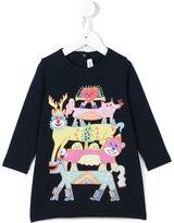 Simonetta printed maxi T-shirt