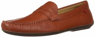 Marc Joseph New York Men's Leather Made in Brazil Union Street 2.0 Penny Driving Loafer