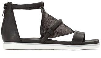 Mjus Flat Leather Sandals