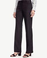 Ann Taylor Kate Wool Pinstripe Trousers