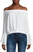 i jeans by Buffalo Bell Sleeve Top