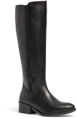 Italian Shoemakers Alia Leather Knee High Boots