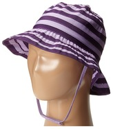 San Diego Hat Company Kids - RBK3082 Ribbon Bucket Hat w/ Chin Strap Bucket Caps