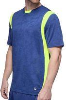 Fila Men's Camo Jacquard Crew T-Shirt