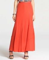 Ann Taylor Sunset Maxi Skirt