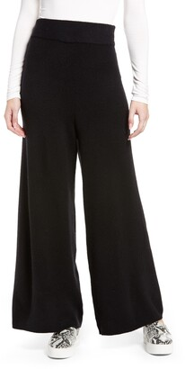 Nordstrom Wide Leg Sweater Pants