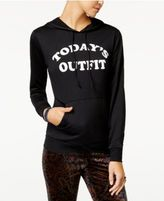 Rebellious One Juniors' Graphic Hoodie