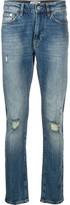 Iceberg mid-rise skinny jeans