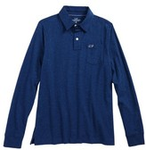 Vineyard Vines Boy's Pima Cotton Jersey Polo
